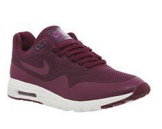 on sale 0c6eb beb22 Nike Air Max 1 Ultra Moire (l) Mulberry Purple - Sneaker damen Sneakers Nike