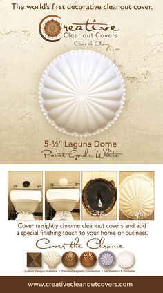 Before & After - Laguna Dome in PGW