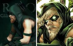 Is This Bearded Oliver Queen Arrow's New Season 4 Look? | moviepilot.com