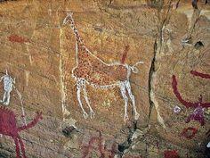 Tadrart Acacus - si tratta di un'area montuosa del Sahara, che si trova nel Fezzan, nella parte sud-ovest della Libia