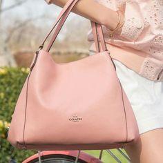 Bolsa Coach rosa