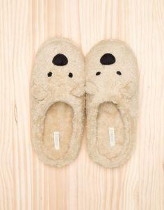 Bear slippers - Home - Footwear