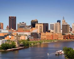 Downtown Saint Paul, MN. One of my favorite places :)