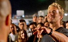 'Fast and Furious': Brian O'Conner's Best Moments   Brian's first race, 'The Fast and the Furious'   EW.com