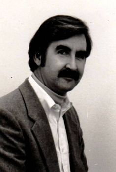 My Uncle Melvin. He was a cool dude, a great artist and sported a boss mustache.
