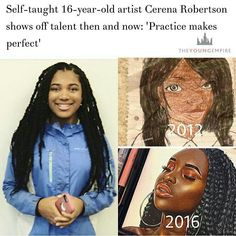 W O W look at that determination, she must've practiced so damn hard where can i buy her art? Janis Joplin, Black Power, Black Girls Rock, Black Girl Magic, Polychromos, Black Pride, Wow Art, My Black Is Beautiful, Beautiful People