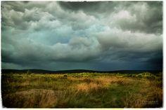 Storm over Sauk Prairie