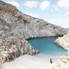Seitan Limani, Crete, Greece