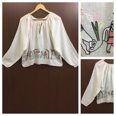 Last few pieces remaining: Folktale - Off Wh..., visit http://ftfy.bargains/products/folktale-off-white-story-cream-top?utm_campaign=social_autopilot&utm_source=pin&utm_medium=pin  #amazing #affordable #fashion #stylish