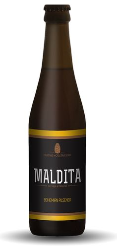 Maldita cerveja artesanal de Portugal