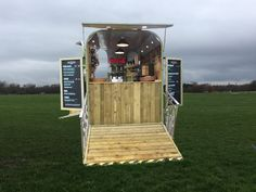 Mobile Horse Box Bar available to hire in the Lancashire area.