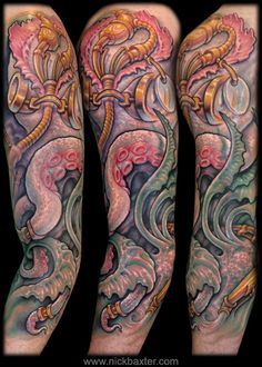 397284234 105 Best Tattoos by Nick Baxter images in 2013 | Nice tattoos ...