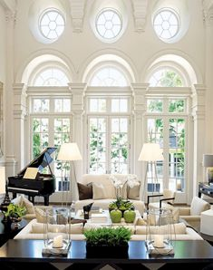 Stunning french country living room decor ideas (23)