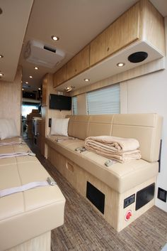 Luxurious Mercedes Sprinter Motorhome