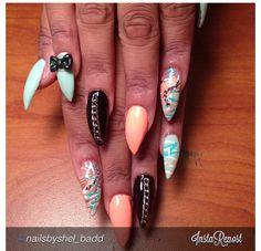 Nail Design & Junk