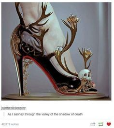 Hannibal i found ur shoes << I just burst out laughing in the middle of a dead silent geography lesson on food security