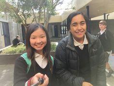 Te ahi and Kayshia