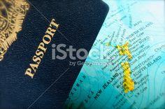 New Zealand Passport and Aotearoa on the Globe Royalty Free Stock Photo Fresh Image, New Zealand Travel, Travel And Tourism, Passport, Globe, Royalty Free Stock Photos, Retro, News, Photography