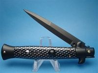 9 Inch Italian Stlietto Switchblades, Italian Stilettos for sale, Switchblade Knives