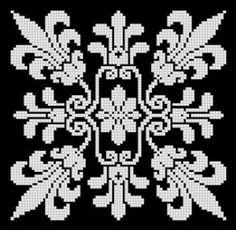 Gallery.ru / Φωτογραφία # 26 - Φιλέτο Lace Patterns IV - natashakon