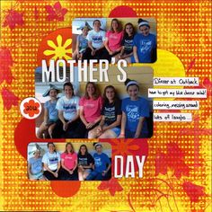 Mothers Day 2012-created with cardstock from Mother collection at FaithfullyYours.net