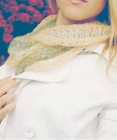 Mohair Knitted Infinity Scarves,Newest Snood Mohair Scarves,Knitted Infinity Scarves for Girls in 2013 Fall/Winter #mohair #knit #girls www.loveitsomuch.com