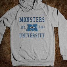 To do: watch the movie, then buy this sweatshirt ASAP!