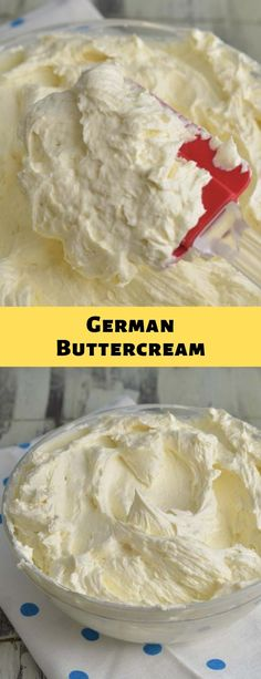 German Buttercream German Buttercream The post German Buttercream appeared first on Deutschland. German Desserts, Sweet Desserts, Delicious Desserts, Frosting Recipes, Cake Recipes, Dessert Recipes, German Buttercream Recipe, Buttercream Bakery, Coconut Buttercream