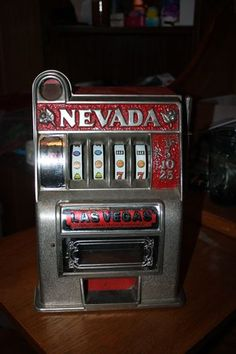 Used slot machines on ebay river rock casino concert