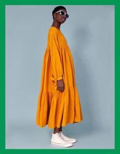 The Dress, Dress Skirt, Knot Dress, Apron Dress, Wrap Dress, Dress Outfits, Fashion Dresses, Modesty Fashion, Vetement Fashion