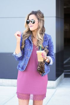 layer a denim jacket