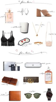 Last Minute Valentine's Day Gift Guide 2017
