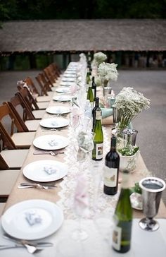 TABLE SETTING TABLE SETTING