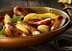 Country Harvest Sausage Pot-au-feu - Find all the #recipeinspiration you need from Johnsonville Canada http://www.johnsonville.ca/recipes/country-harvest-sausage-pot-au-feu.html