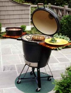 love to have a big green egg smoker