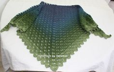 "100 Farbspiele Unikat yarn, colour ""Ireland"""