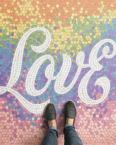 Wonderful Typographic Mosaic Illustrations by Nick Misani
