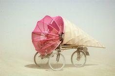 Gelato Mobile - Fest300 - Burning Man 2014 Art Car Yearbook