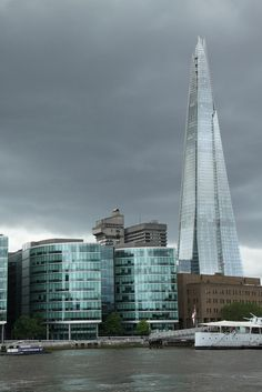 The Shard, London, designed by Renzo Piano