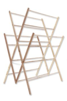 """**Free Shipping in continental United States** The """"Homesteader"""" is our Extra Large drying rack for every day usage. Hand crafted right here on our Oregon farm"""