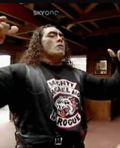 MAORI CULTURE has been linked to criminal gang behaviour in a documentary on the Mongrel Mob, part of an award-winning British series on the world& most notorious gangs. Biker Clubs, Motorcycle Clubs, Crazy People, Strange People, Sons Of Anarchy Cast, Bobber Bikes, Motorcycles, Real Gangster, Mongrel