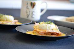 Aυγά benedict my way - Craft Cook Love
