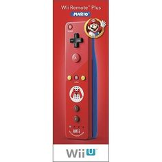 Nintendo WII Remote Plus Mario                                                                                                                                                     More