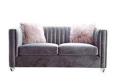 Shop Jessica 2 Seater Sofa at Interiors Online. Exclusive High End Furniture. Interiors Online, 2 Seater Sofa, Small Living Rooms, Hollywood Regency, Love Seat, Modern Design, Upholstery, Couch, Furniture