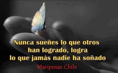Prometete a ti mism@ Ser tan fuerte, que nada pueda turbar tu paz mental. www.facebook.com/mariposasgruporenacer