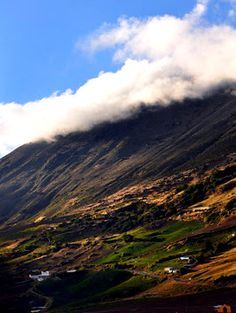Páramo de Trujillo, Venezuela