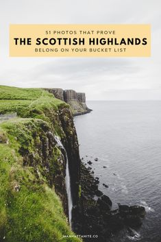 A detailed Scotland road trip guide to help you plan your next adventure. Explore The Scottish Highlands In 3 Days for the most epic trip of your life! Scotland Vacation, Scotland Road Trip, Scotland Travel, Scottish Highlands, Road Trip Map, Scottish Castles, Roadtrip, Lake District, Travel Around
