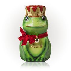 Need still an idea for Valentine's Day? How about the Swiss Lindt chocolate frog prince? http://www.lindt-shop.de/epages/Lindt.sf/de_DE/?ObjectPath=/Shops/Lindt/Products/33931&CategoryID=6874387