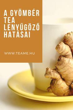 A gyömbér tea számos pozitív hatással bír, ami miatt rendszeres fogyasztása javasolt. Tea Blog