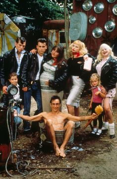 Cry Baby.  This is the movie that I first saw Johnny Depp in; been in love ever since.